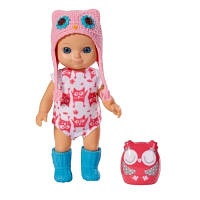 Кукла MINI CHOU CHOU серии Совуньи Эми 12 см с аксессуарами Zapf 920169