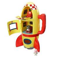 Ігровий набір Peppa Космічний корабель Пеппы ракета 2 фігурки звук 20832