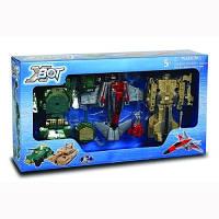 Игровой набор Робот Трансформер 15 см X-bot 82040R