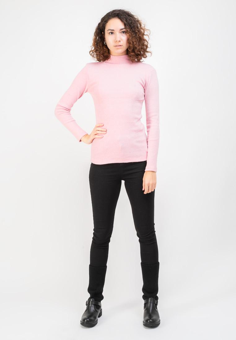 Женский гольф Mercan M-L Розовый