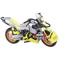 Боевой транспорт серии черепашки-ниндзя - гоночный мотоцикл с ракетной установкой 94057