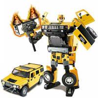 Робот трансформер Hummer 1:18 Roadbot 50120 r