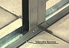 Лента демпферная Vibrofix Norma 125х5мм, 25м/рул, фото 3