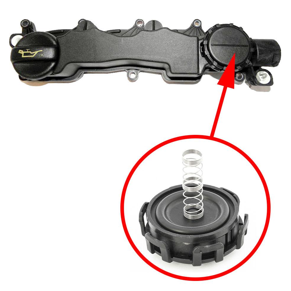 Ремкомплект клапанной крышки 1.6HDI / 1.6D /1.6TDCI 0248L1, 1479837, 31259241, 30711484