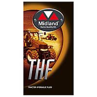 Масло для сельхоз техники Midland TRACTOR HYDRAULIC FLUID TOU 208L