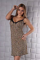 Очаровательная леопардовая сорочка от производителя
