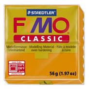 Полимерная глина FIMO Classic, оранжевый, (56гр) STAEDTLER