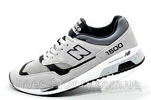 Мужские осенние кроссовки в стиле New Balance 1500 Gray