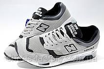 Мужские осенние кроссовки в стиле New Balance 1500 Gray, фото 3