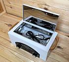 Стерилизатор сухожар для инструментов CH 360 T, шкаф прибор для стерилизация маникюрных и педикюрных инструмен, фото 10