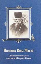 Источник Воды Живой. Священноисповедник протоиерей Георгий Коссов. Николай Усов