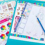 Make it Real Большой набор для создания модных коллекций со световым планшетом, MR3502, фото 3