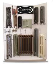 Чугунные радиаторы в старинном стиле