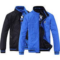 Двусторонний мужские куртки BMW 2XL-5XL! Красивые куртки. Верхняя одежда. Мужские куртки. Код: КЕ213