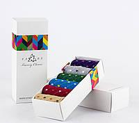 Женские носки в подарочной упаковке. Подарок на любой праздник
