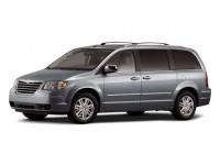 Защита картера двигателя и кпп Chrysler Town Country 2002-