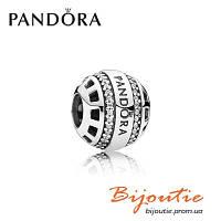 Шарм ВСЕГДА С PANDORA 791753CZ серебро 925 цирконий Пандора оригинал
