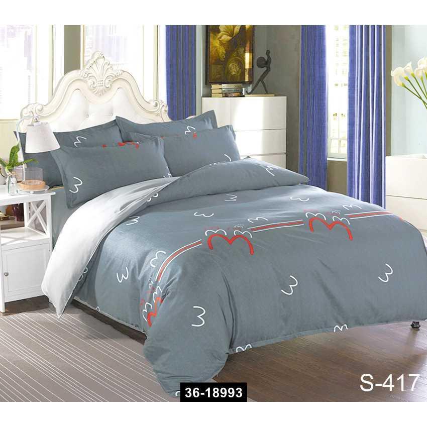 Комплект постельного белья с компаньоном S417, 36-18993