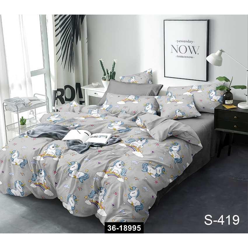 Комплект постельного белья с компаньоном S419, 36-18995