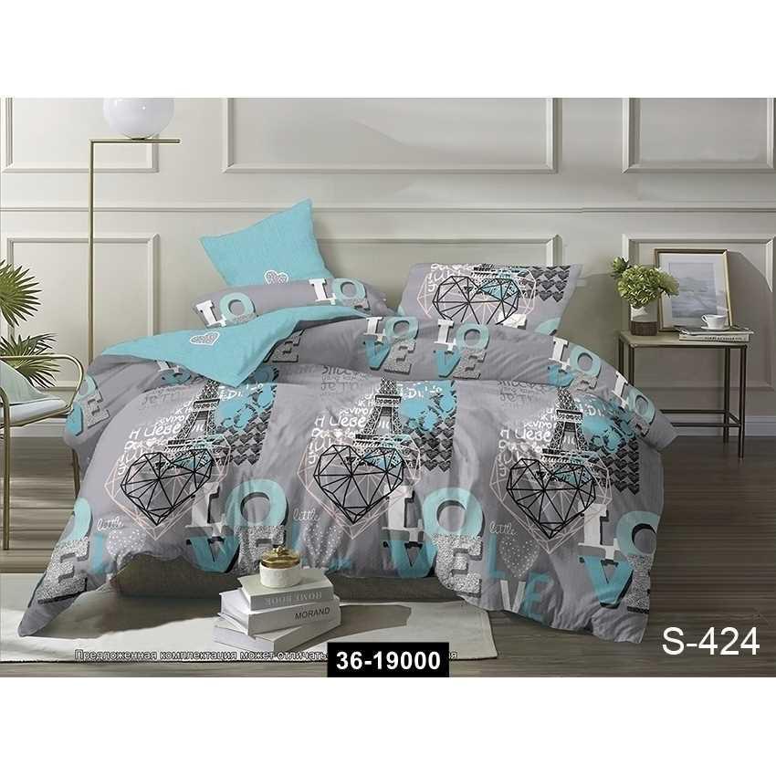 Комплект постельного белья с компаньоном S424, 36-19000