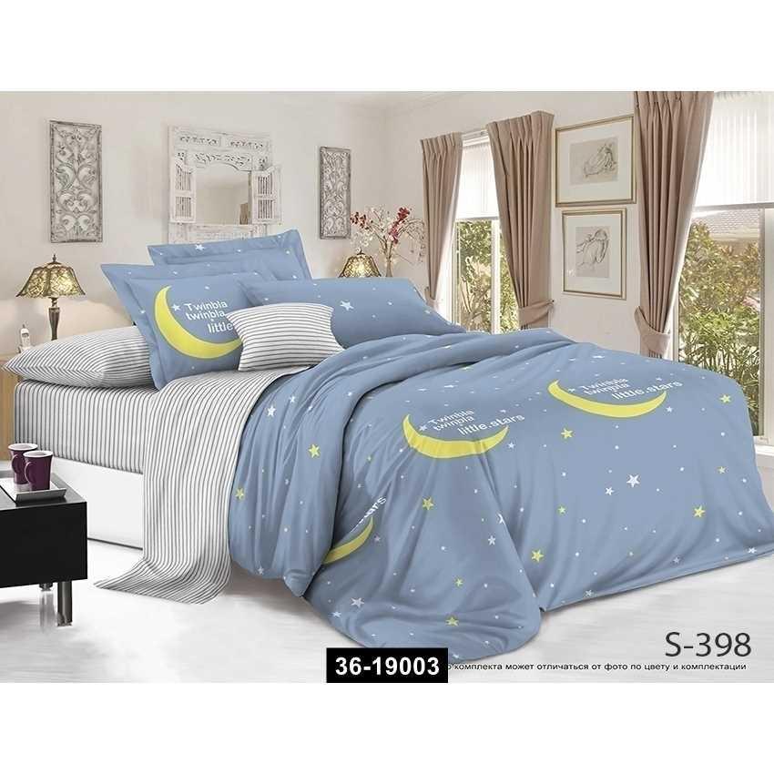 Комплект постельного белья с компаньоном S398, 36-19003
