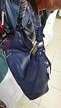 Женские сумки изнатурального замша Китай 2отд (2вета)31*36см, фото 2