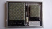 """Подарочный набор """"Ежедневник+алфитная телефонная книжка+автоматическая ручка """" TUKZAR.Идея для подарка.Подару"""