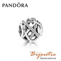 Pandora шарм СЕРЕБРЯНАЯ ГАЛАКТИКА 791388CZ серебро 925 Пандора оригинал