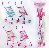 Игрушечная коляска, колясочка для кукол, детские коляски для кукол, фото 1
