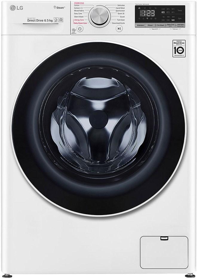 Стиральная машина LG F2WN4S6S1 [6.5кг]