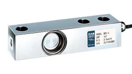 Тензодатчик стальной консольного типа CAS BSS (C3) 500 кг