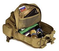 Рюкзак городской тактический Protector Plus, фото 3