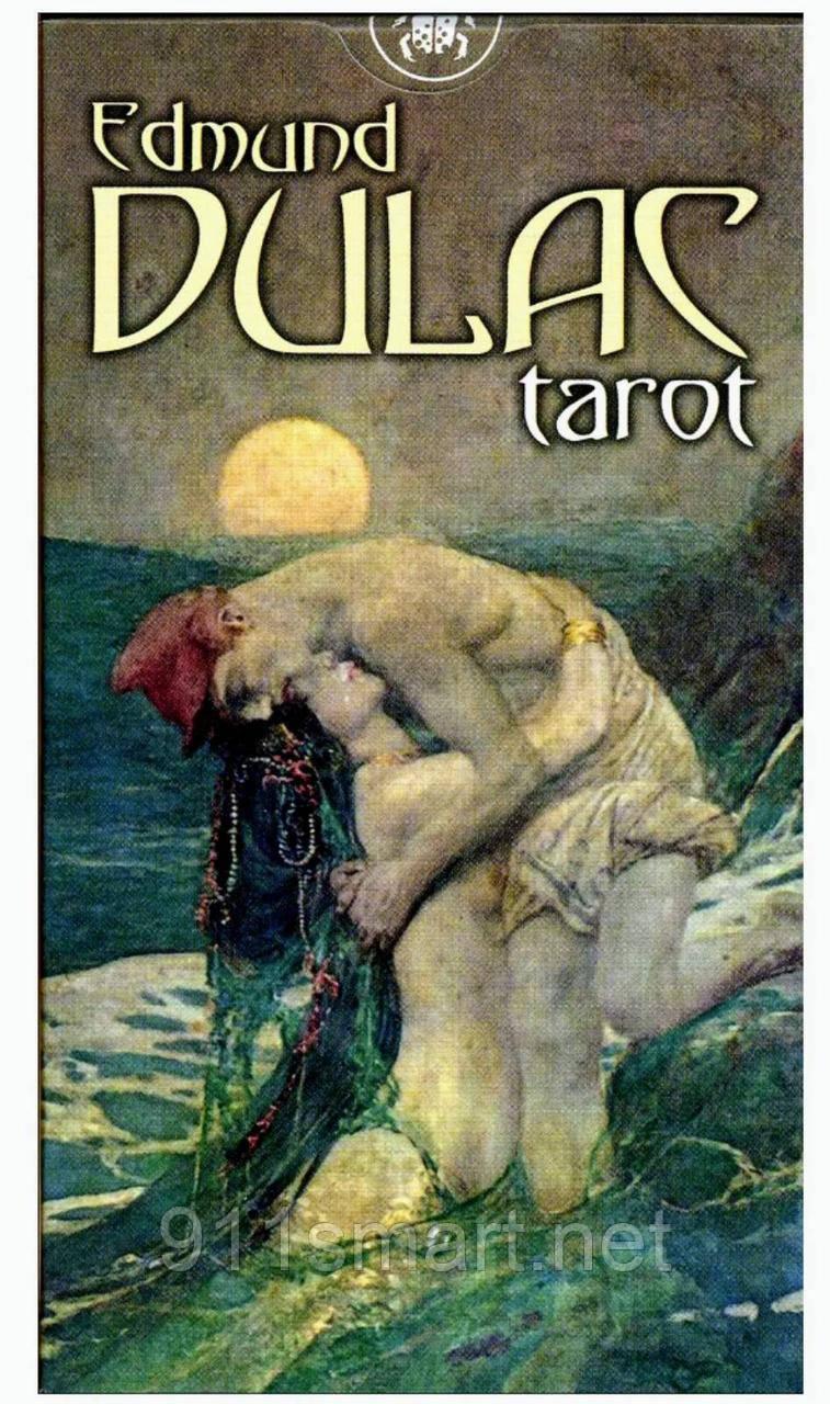 Карты Таро Эдмунда Дюлака (Edmund Dulac Tarot).