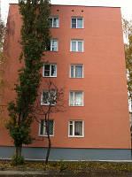 Утепление фасада дома пенопластом в Днепропетровске