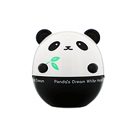 Крем для рук панда Tony Moly, Panda's Dream, Hand Cream, корейская косметика