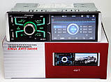 "Автомагнитола пионер Pioneer 4061T Сенсорный экран 4,1"" Bluetooth подсветка RGB, фото 3"