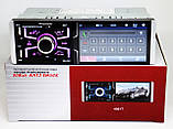 "Автомагнитола пионер Pioneer 4061T Сенсорный экран 4,1"" Bluetooth подсветка RGB, фото 4"