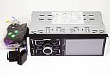 "Автомагнитола пионер Pioneer 4061T Сенсорный экран 4,1"" Bluetooth подсветка RGB, фото 7"