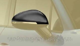 MANSORY mirror mask for Porsche Macan