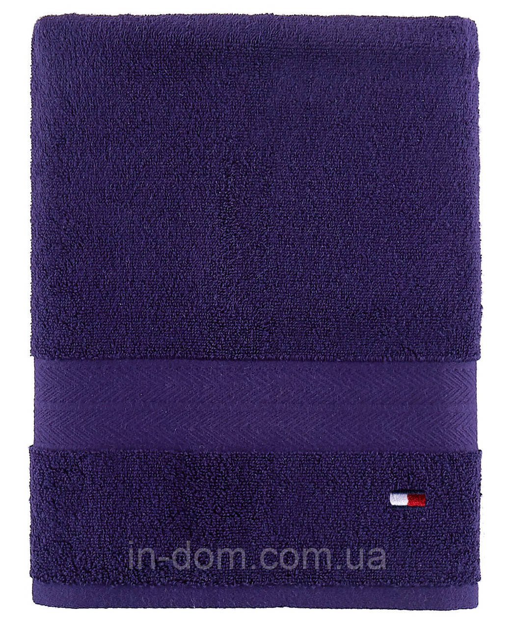 Tommy Hilfiger Modern American 76 x 138 cm Cotton Bath Towel банное полотенце 100% хлопок