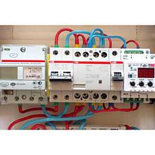 Реле контролю напруги, індикатори напруги, реле струму