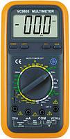 Профессиональный цифровой мультиметр (Тестер) VC9805