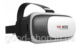 Очки виртуальной реальности VR BOX 2.0 без пульта