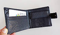 Мужское кожаное портмоне Balisa F005-114 black Мужское кожаное портмоне БАЛИСА оптом Одесса 7 км, фото 2