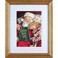 Набор для вышивания крестом Dimensions 08786 «Рождественские истории»