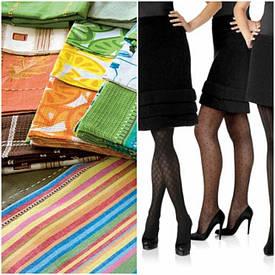 Текстильные изделия, колготки