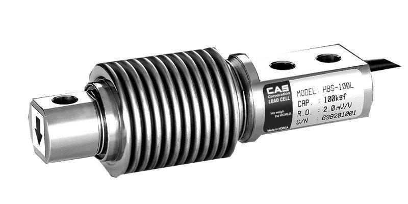 Тензодатчик консольного типа CAS HBS (D3) 50 кг