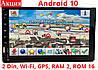 Магнитола 2Din Pioneer Pi-707 (2020) GPS + WiFi + 4 Ядра 2Гб (ROM) +16 гб+ Android 10!