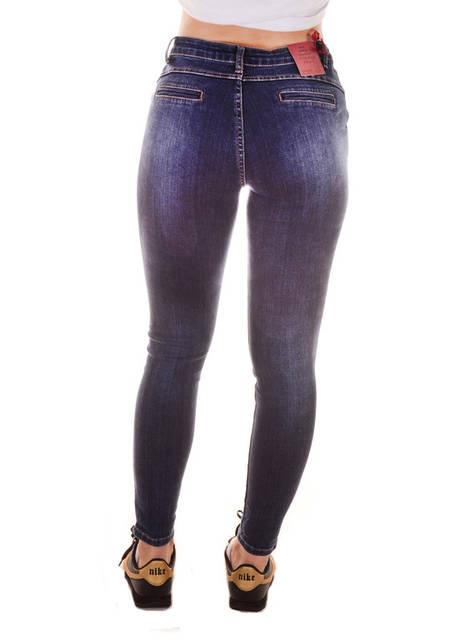Женские скинни джинсы сток оптом Premium (F3432) лот 12шт по 16Є 179