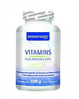 Витаминно-минеральный комплекс FFB EnergyBodyVitamins Plus Minerals (120 капс)